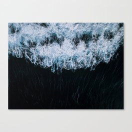 The Color of Water - Seascape Canvas Print