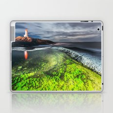Midnight at Peggy's Cove Laptop & iPad Skin
