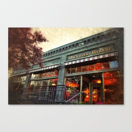 Rockwood Bakery Canvas Print