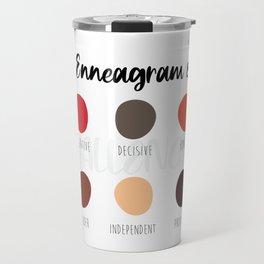 Enneagram 8 Travel Mug