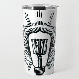 Lightbulb Travel Mug