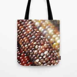 Indian Corn -Autumn Fall Decor Tote Bag