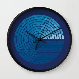 Almighty Ocean Wall Clock
