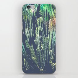 Cactus Jungle II iPhone Skin