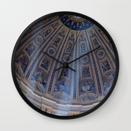 St. Peter's Basilica Wall Clock