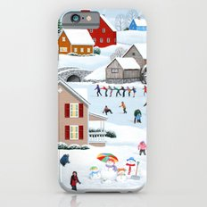 Once Upon a Winter Slim Case iPhone 6s