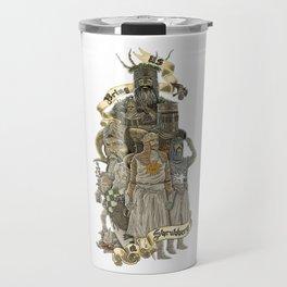 Monty Python Travel Mug