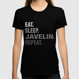 Amazing Eat Sleep Javelin GRAPHIC T-SHIR T-shirt