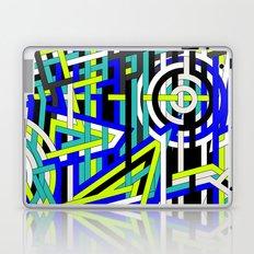 Bright Weaved Geometric Laptop & iPad Skin