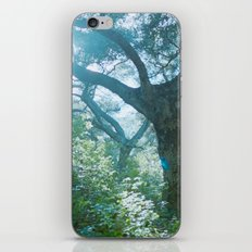 lever spread iPhone Skin