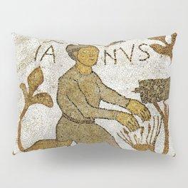 Medieval weaver Pillow Sham