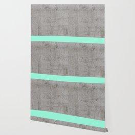 Sea on Concrete Wallpaper