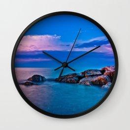Ashbridges Bay Toronto Canada Sunrise No 1 Wall Clock