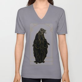 Rotten Dollies - Mary Had A Little Ram Unisex V-Neck