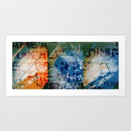 look 03 20 Art Print