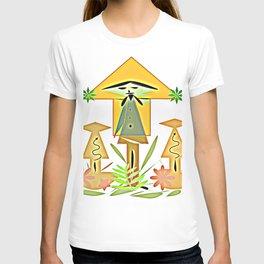 Input path T-shirt