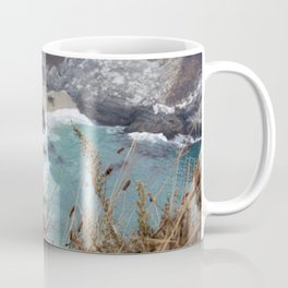 McWay Falls West Coast Roadtrip Coffee Mug