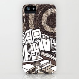 41st and Judah iPhone Case