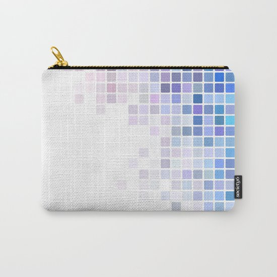 Pretty corner mosaic Carry-All Pouch