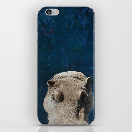 Hippo on the Tropic of Capricorn  iPhone & iPod Skin