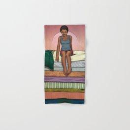& The Pea Hand & Bath Towel