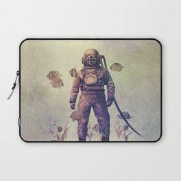Deep Sea Garden - colour option Laptop Sleeve