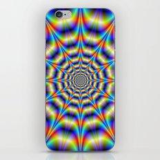 Psychedelic Wheel iPhone & iPod Skin