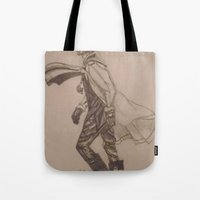 jared leto Tote Bags featuring Jared Leto. by TheArtOfFaithAsylum