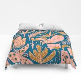 Palma & Cacti Comforters