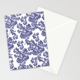 Floral pattern 14 Stationery Cards