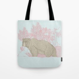 Bear! Tote Bag