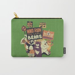 Who Run The World Bears Carry-All Pouch