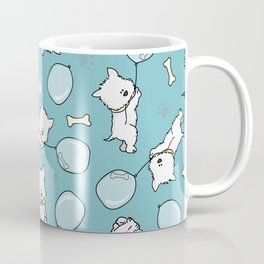 Hungry Westie Puppy Coffee Mug
