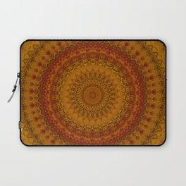 Vintage Bohemian Mandala Laptop Sleeve