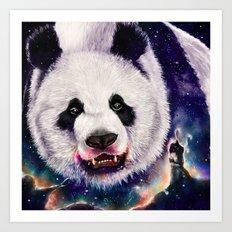 Nebula Eater Art Print