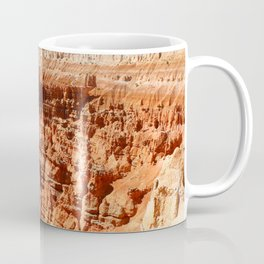 Bryce Canyon View At Sunset Point Coffee Mug