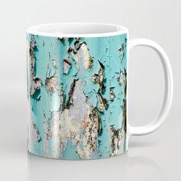 Aqua Door Coffee Mug