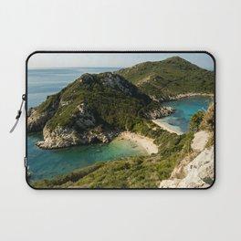 Port Timoni Beach Laptop Sleeve