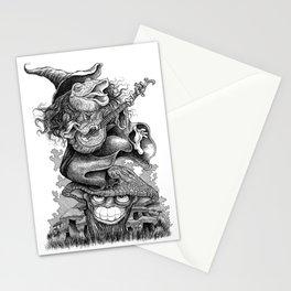 Mush Music Stationery Cards