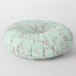 SAKURA  - PRETTY MINT Floor Pillow