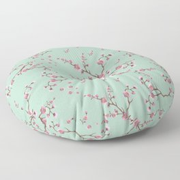SAKURA  - PRETTY MINT Floor Pillow
