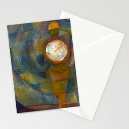 The Moon Within Me Stationery Cards