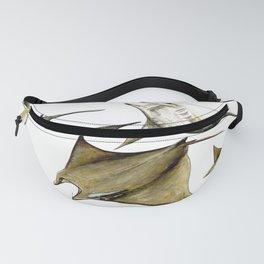 Chilean devil manta ray (Mobula tarapacana) Fanny Pack