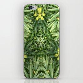 Celtic Yuletime iPhone Skin