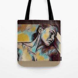 Disbelief Tote Bag