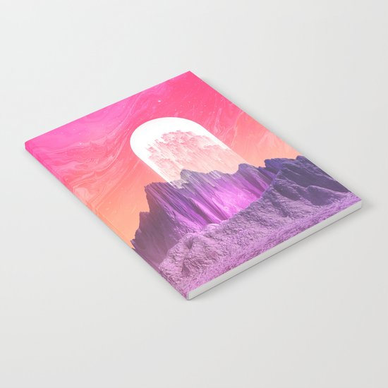 Newborn Star Notebook