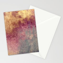Abstract XIX Stationery Cards