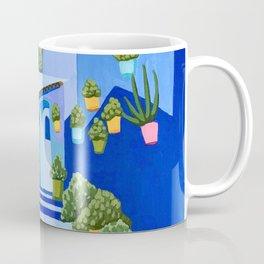 Blue Dreams Coffee Mug