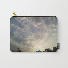 """ Sunset Glow "" Carry-All Pouch"