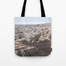 Fantastic Badlands Tote Bag